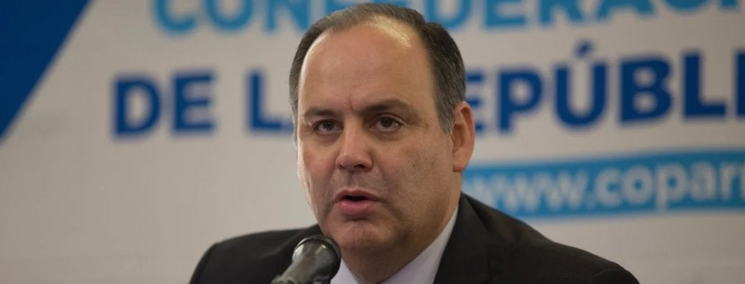 Coparmex celebra renuncia de Carlos Lomelí a superdelegación