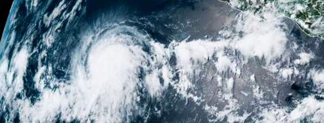 Huracán Bárbara podría alcanzar la categoría 5