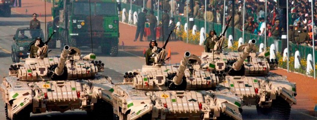 India comienza ejercicios militares espaciales con el trasfondo de China