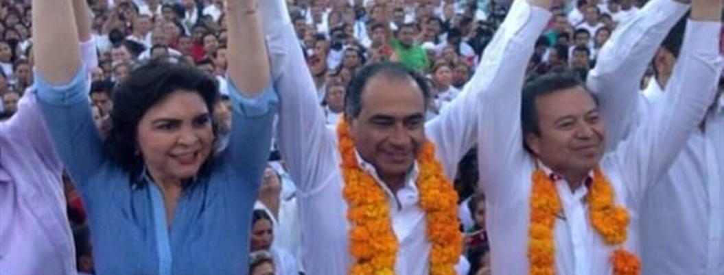"""Astudillo manda en PRI-Guerrero de espaldas a militantes"": Ortega"