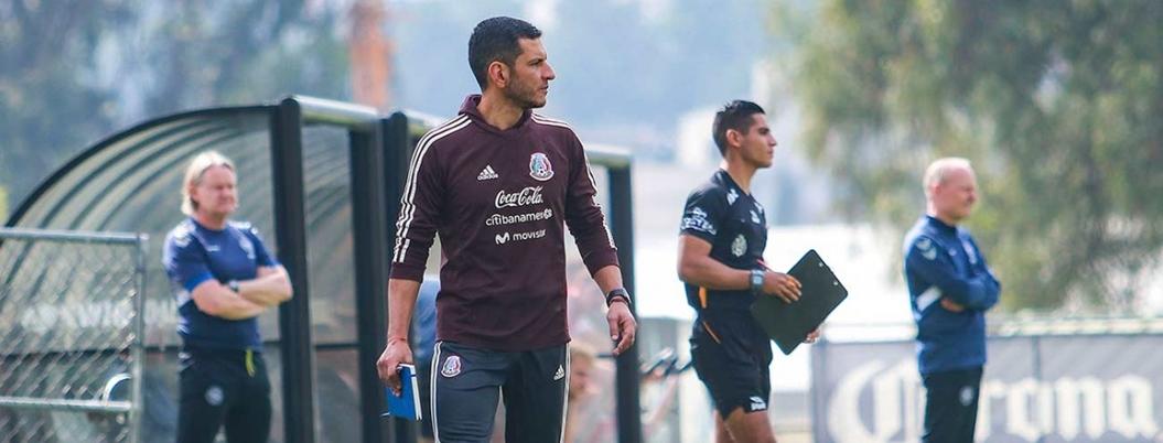 Jaime Lozano aún sueña con el oro a pesar de pobre empate ante Panamá