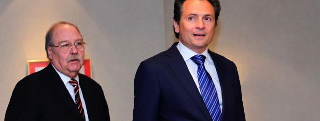 Abogado de Lozoya pide citar a declarar a Peña Nieto y Videgaray