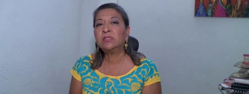 """Fiscal incrimina víctimas sin respeto a la ley"": síndica de Acapulco"