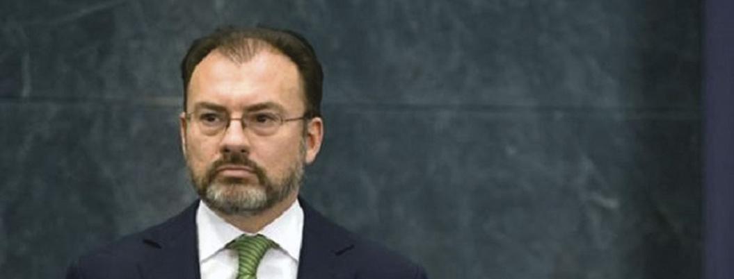 Videgaray presionó para realizar la compra corrupta de Lozoya