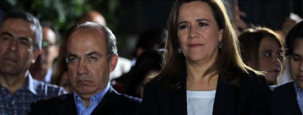 Calderón obtiene lo que quiere: México Libre crece por peleas con AMLO