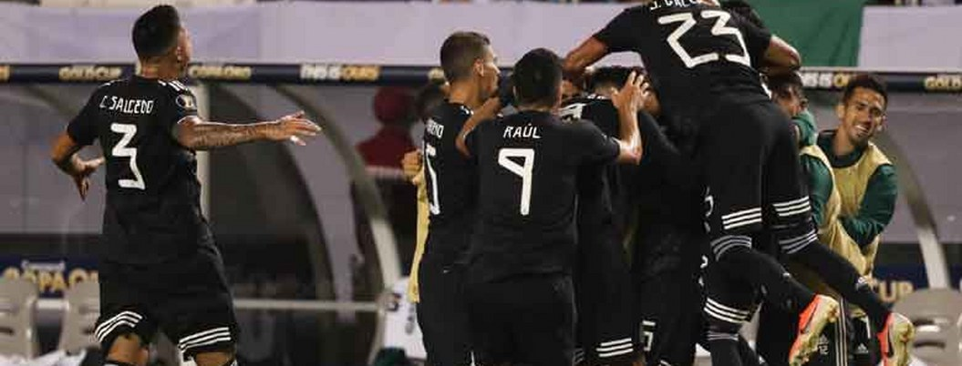México vence 1-0 a Estados Unidos y gana Copa Oro 2019