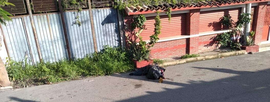 Hallan asesinado a mando de SSP de Chilpancingo en Zumpango