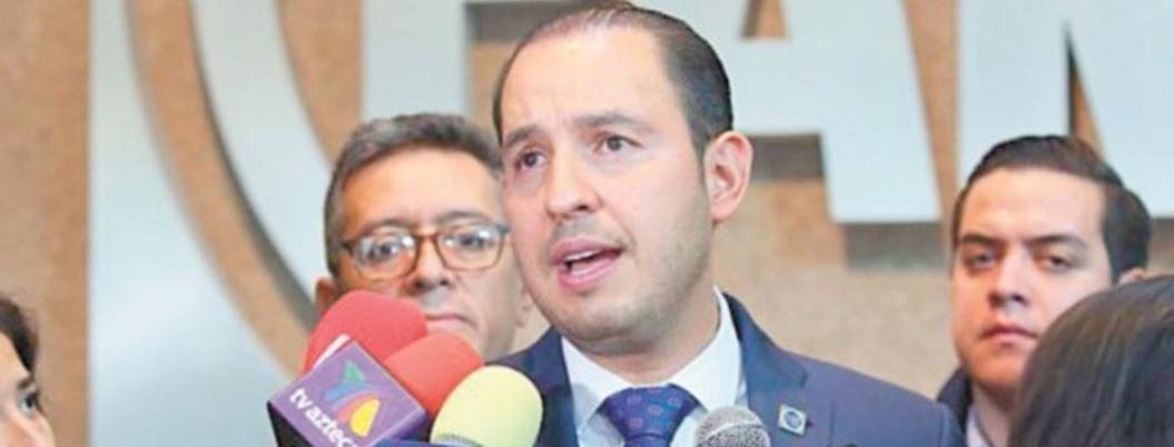 """PAN urge a AMLO a tomar medidas ante """"crisis de seguridad y económica"""""""