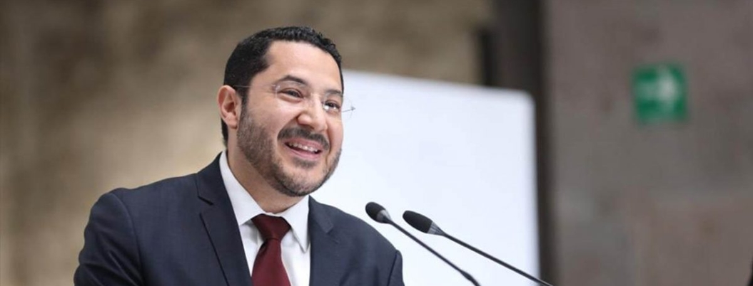 """""""Soy factor de unidad en Morena y en el Senado"""", afirma Batres"""
