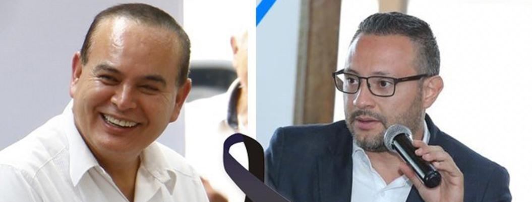 Helicopterazo mata a Martín Godoy y Germán Ortega en Michoacán