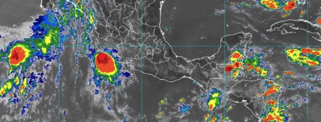 Prevén lluvias puntuales en Guerrero y Michoacán este domingo