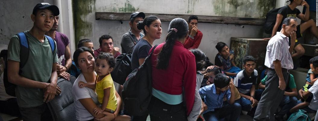 Resguardan a migrantes guatemaltecos secuestrados en Veracruz
