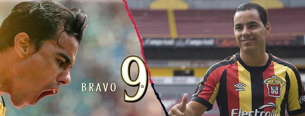 Omar Bravo regresará a las canchas a los 39 años para el Apertura