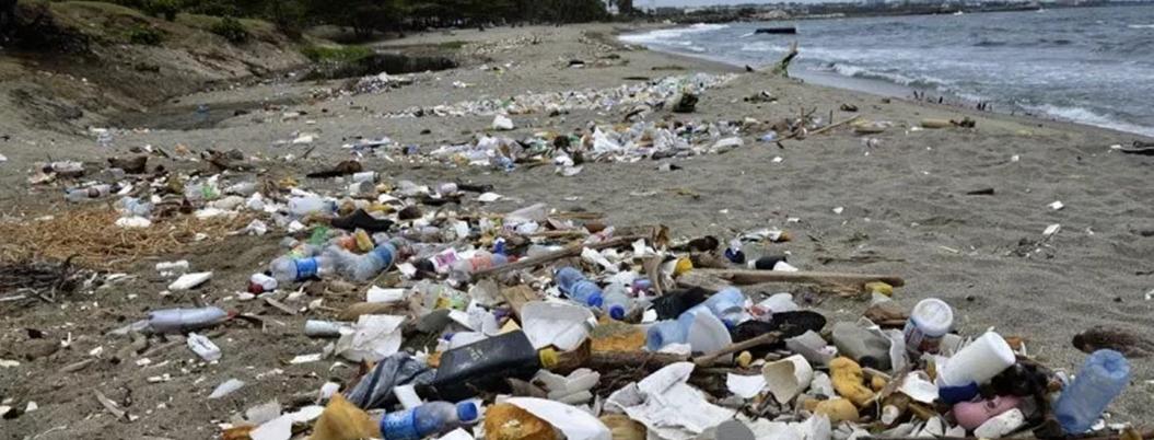 Playas de México se debaten entre la contaminación y el sargazo