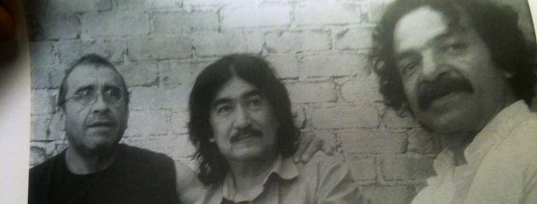 Poetas infrarrealistas. Pedro Damian Edgar Artaud y Ramón Ménde