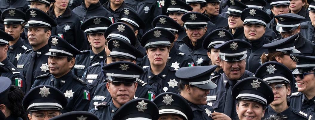 Policías federales se mueven a otros puestos del gobierno