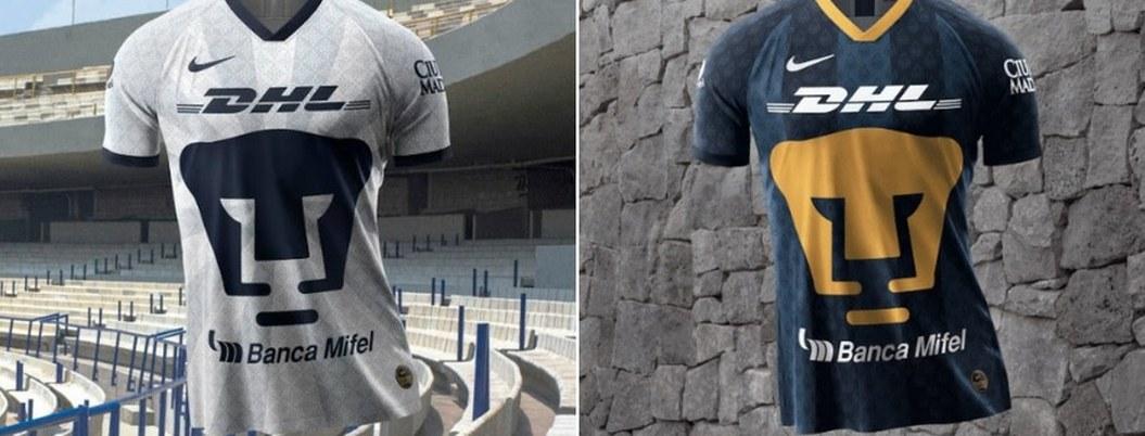 Pumas muestra su nuevo uniforme con el que jugará el Apertura