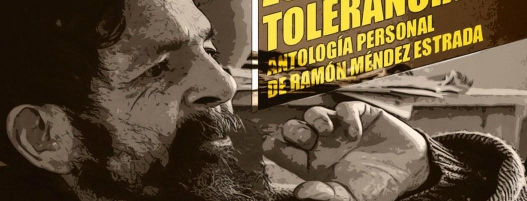Presentan 'Zona de tolerancia' del poeta infra Ramón Méndez Estrada
