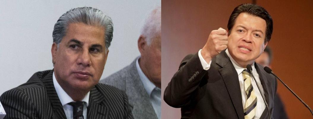 Achichincle de Ricardo Monreal ahora ataca a Mario Delgado