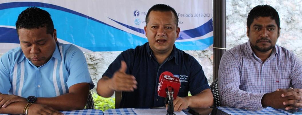 """""""Morena usa fertilizante para ganar elecciones en Guerrero"""": PAN"""