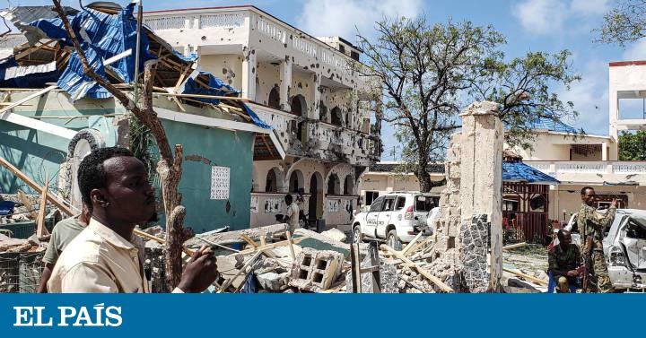 Ataque terrorista en Somalia deja 26 muertos y 50 heridos