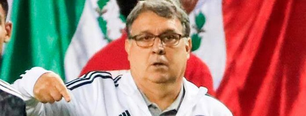"""México ganó Copa Oro de forma merecida, asegura """"Tata"""" Martino"""