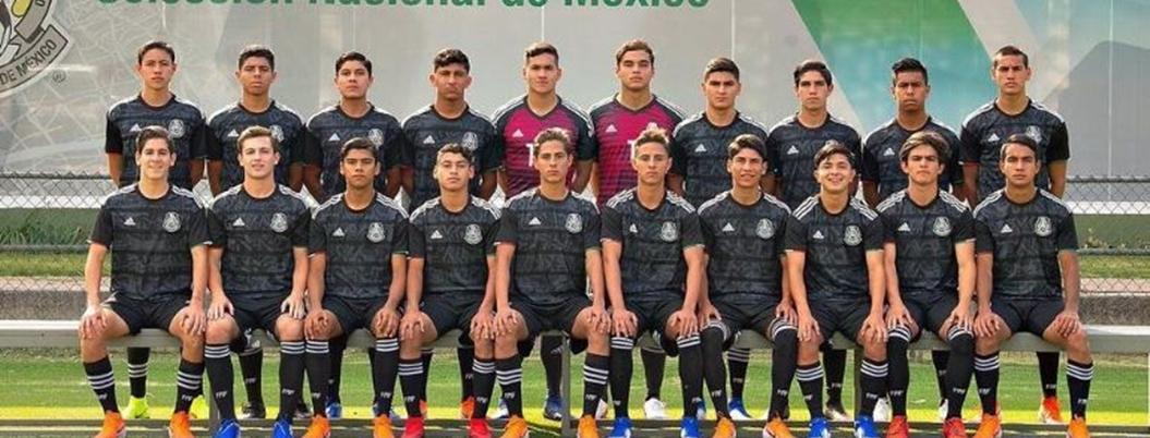 Selección Sub 17 vence a Japón en partido amistoso