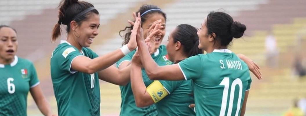 Tri Femenil va por segundo triunfo en Lima 2019 ante Paraguay