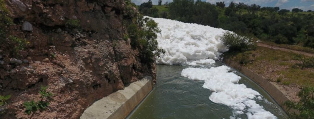 Presa Valsequillo, una fuente de químicos tóxicos en Puebla