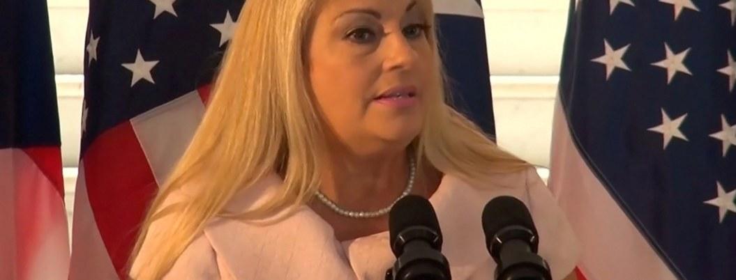 Wanda Vázquez reemplazará a gobernador de Puerto Rico