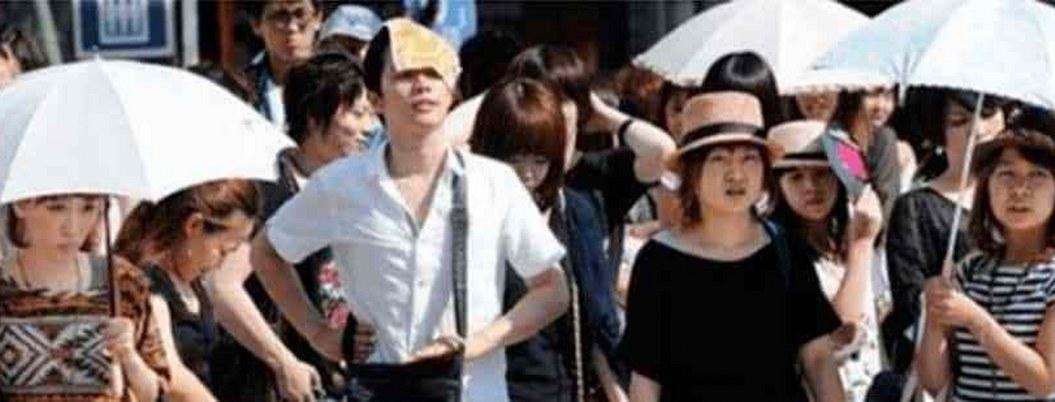 """""""Infierno"""" causa 11 muertes en Japón; mil 664 están hospitalizadas"""