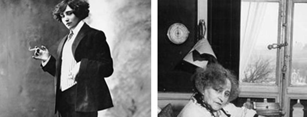 Colette, la mujer transgresora del siglo XX