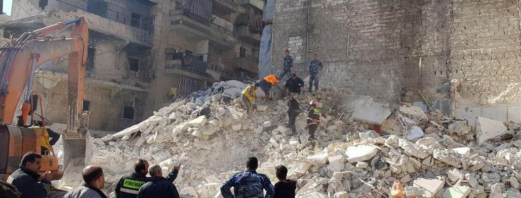 EU pide indemnizar a víctimas por intervención militar en Siria