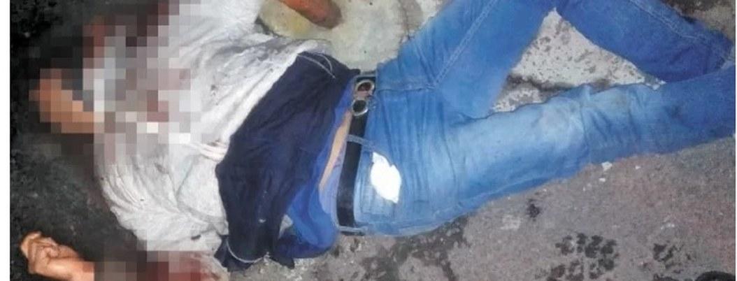 Pobladores matan a golpes a hombre que lanzó disparos al aire