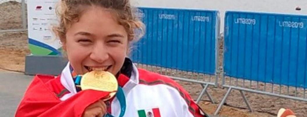 Ella es la mexicana con más medallas en Panamericanos de Lima