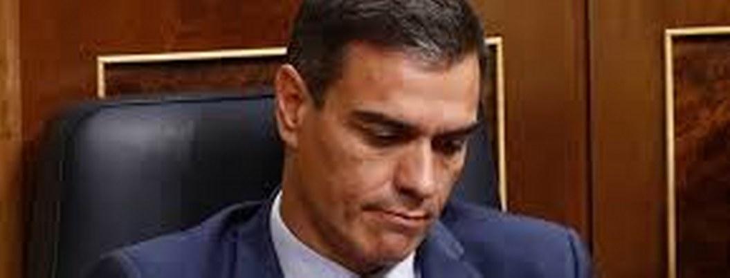 Rechazan por segunda vez investidura de Pedro Sanchéz