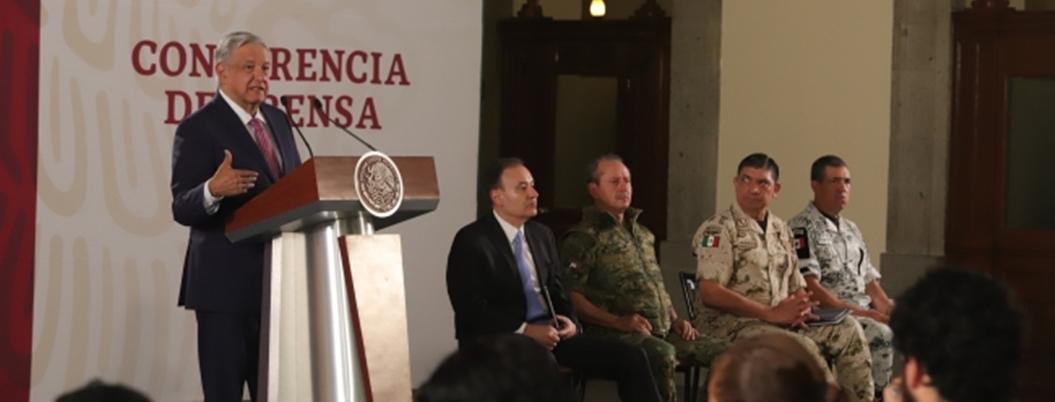 """No soy Poncio Pilatos"", afirma Andrés Manuel sobre caso Robles"