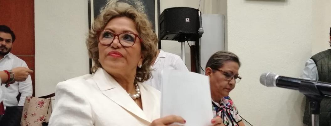 Alcaldesa de Acapulco se deslinda de estatua a expresidente corrupto