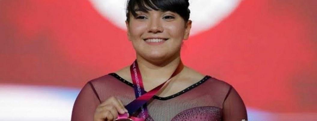 Alexa Morenova por buen camino rumbo al Campeonato Mundial de Gimnasia