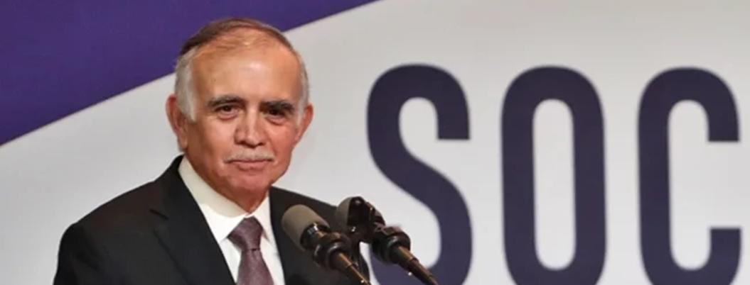 Alfonso Romo pide tranquilidad ante inestabilidad económica