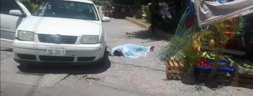 Asesinan a un hombre en colonia Omiltemi de Chilpancingo