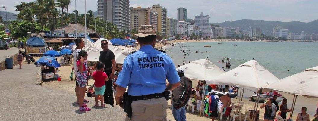CAPTA ha realizado 900 atenciones al servicio del turista en Acapulco
