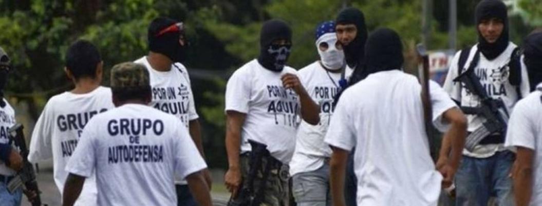 Supuestos autodefensas echan a GN y decretan toque de queda en Oaxaca