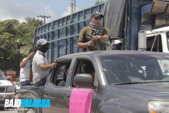 Autodefensas Ocotito 2