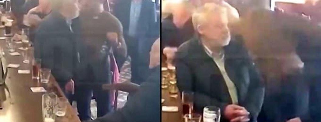 VIDEO| McGregor golpeó anciano que no acepto acompañarlo a beber