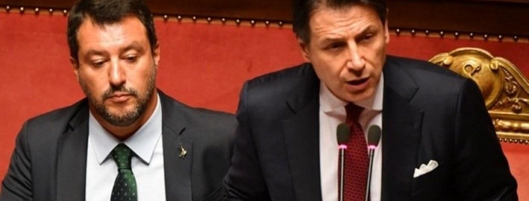 Giuseppe Conte se baja del gobierno italiano en plena crisis
