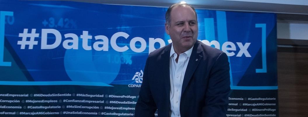 Coparmex apoya austeridad, pero le lanza indirecta a Andrés Manuel