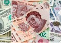 Dolar peso y yen