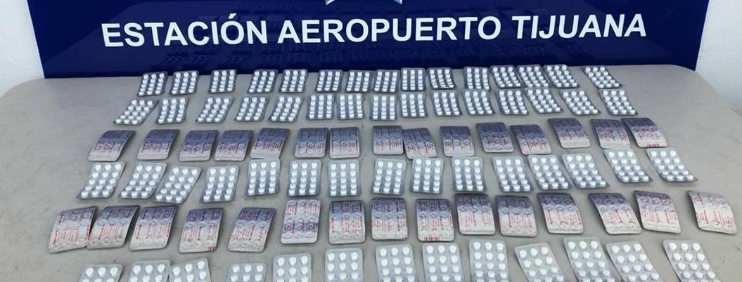 'Crystal', la droga barata que se abre paso en Tijuana