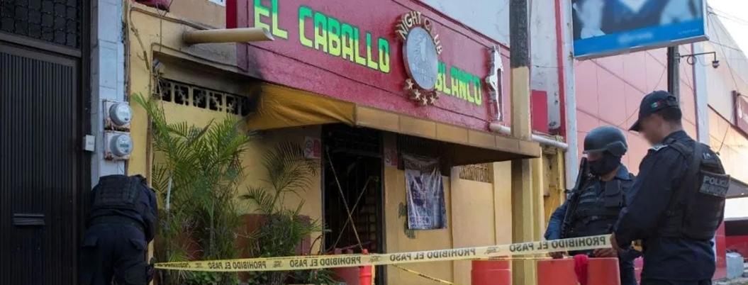 Marineros filipinos y turistas europeos, entre víctimas de ataque a bar